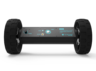 Electric Remote Golf Caddie eWheels