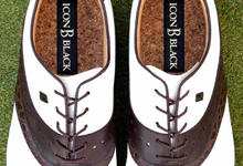 FOOTJOY ICON BLACK ゴルフシューズ