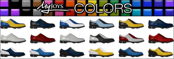 MyJoys - Footjoy Custom Golf Shoes