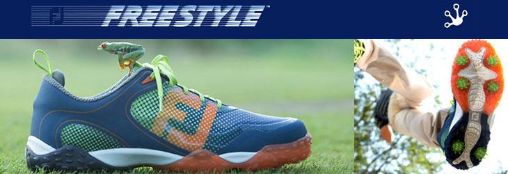 Footjoy フットジョイ 2016年ニューモデル FREE STYLE / フリースタイル ゴルフシューズ