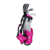 UL39 3-Club Carry Bag Set