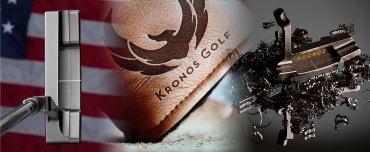 クロノス ゴルフ パター