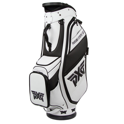 PXG Black & White CART BAG