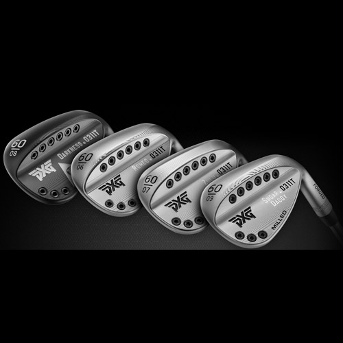 PXG 0311T Wedge Descriptions