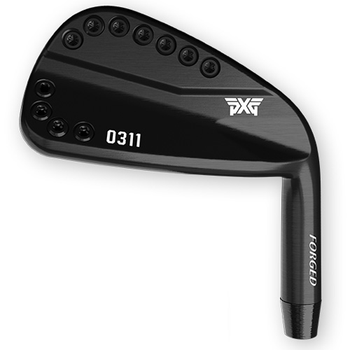 PXG 0311 Xtreme Dark Iron Descriptioins