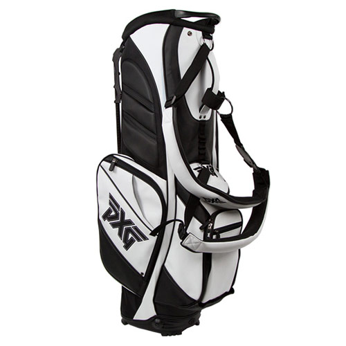 PXG Black & White スタンドバッグ