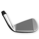 PXG 0311 Chrome Finish Iron