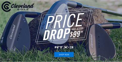 クリーブランド RTX-3 ウェッジ プライスダウン