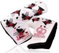 2009 Cupid Dog Headcover (White)