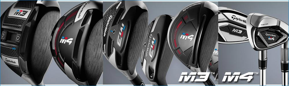 TaylorMade M3/M4 Products