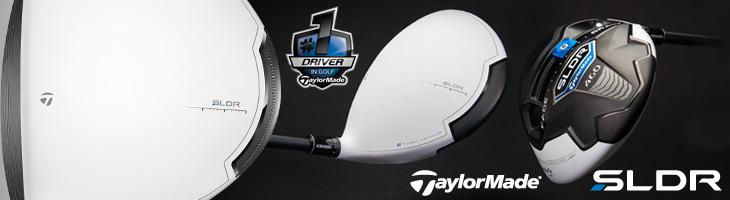 レア! 世界限定本数 SLDR の 白ヘッド!! テーラーメイド SLDR ホワイトドライバー