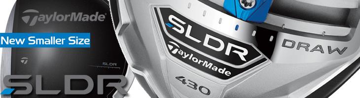 TAYLORMADE 2014年 最新 SLDR 430 コンパクト ヘッド ドライバー