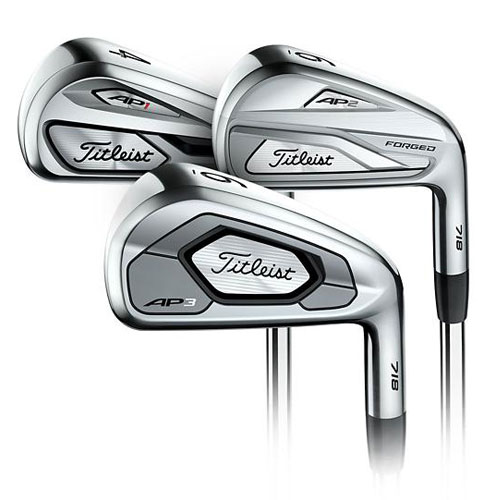 Shop Titleist 718 Series Irons & 818 Hybrid | Fairway Golf