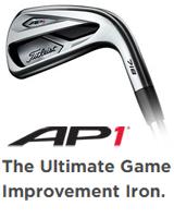 Titleist 718 AP1 Irons