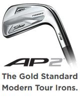 Titleist 718 AP2 Irons